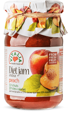 is jam healthy for dieting
